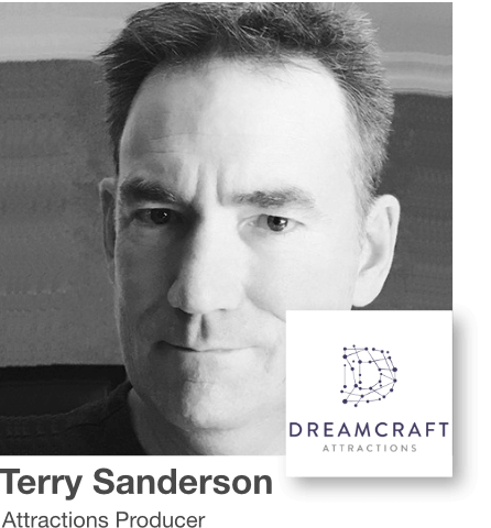 Photo of Terry Sanderson