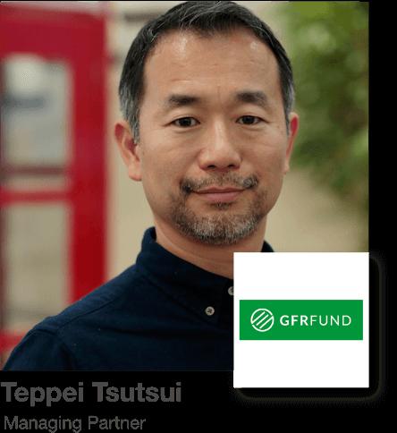 Photo of Teppei Tsutsui