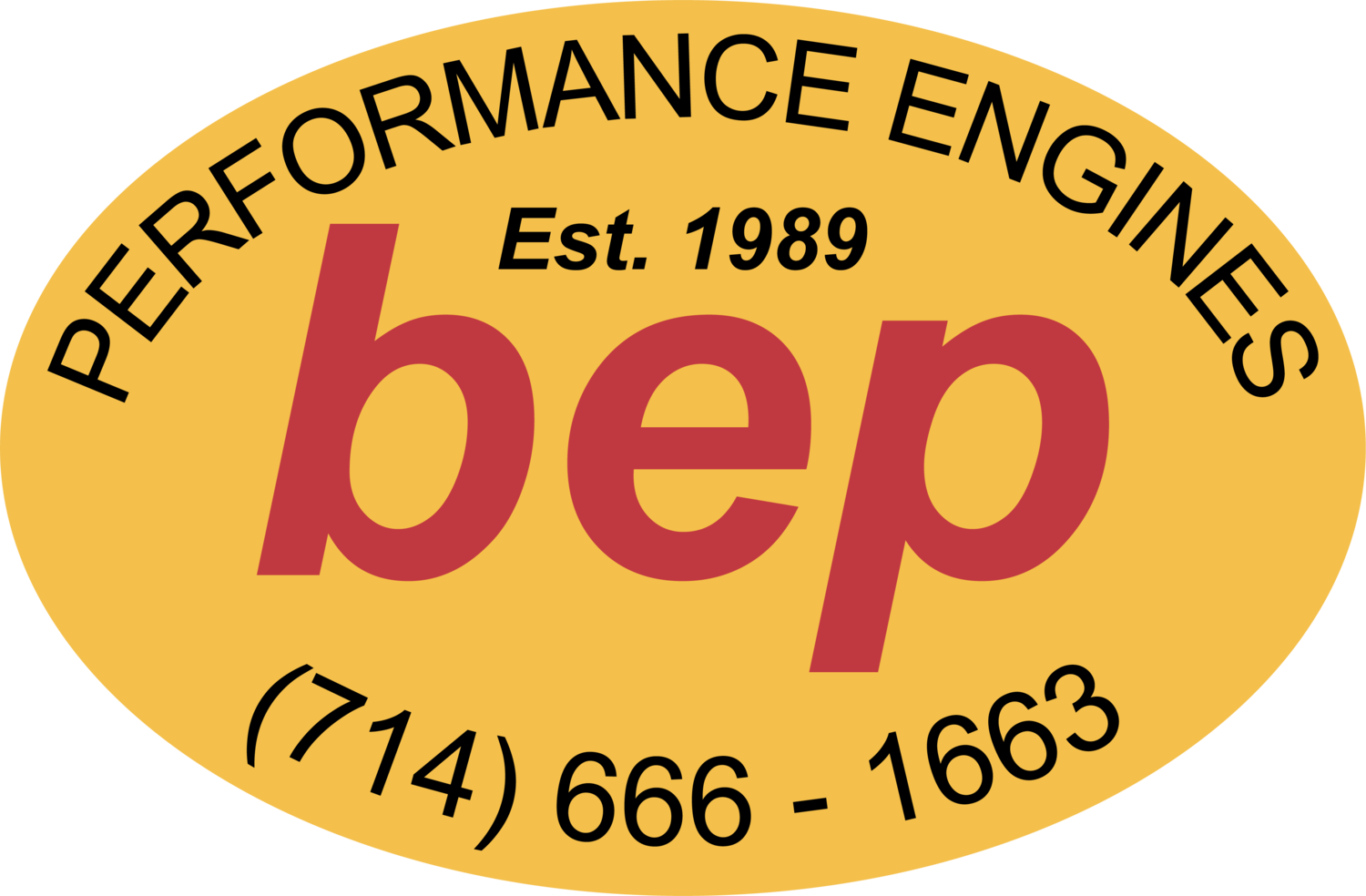 BEP Performance Racing Engines