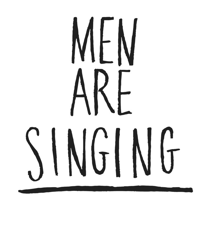 MEN ARE SINGING