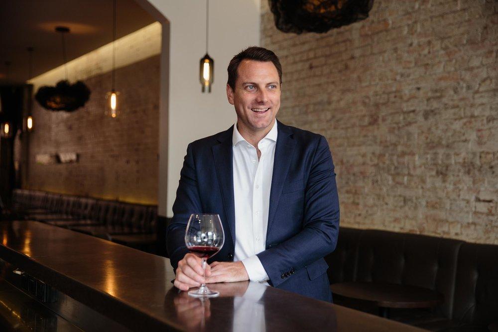 Matt Brooke  - Athletes of Wine