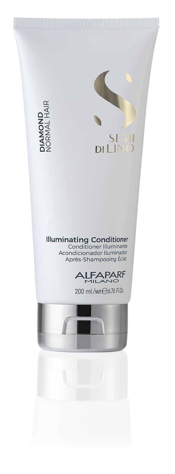 ILLUMINATING CONDITIONER    DESCRIPTION   Detangles without weighing down the hair Light weight   FORMAT   Tube 200ml