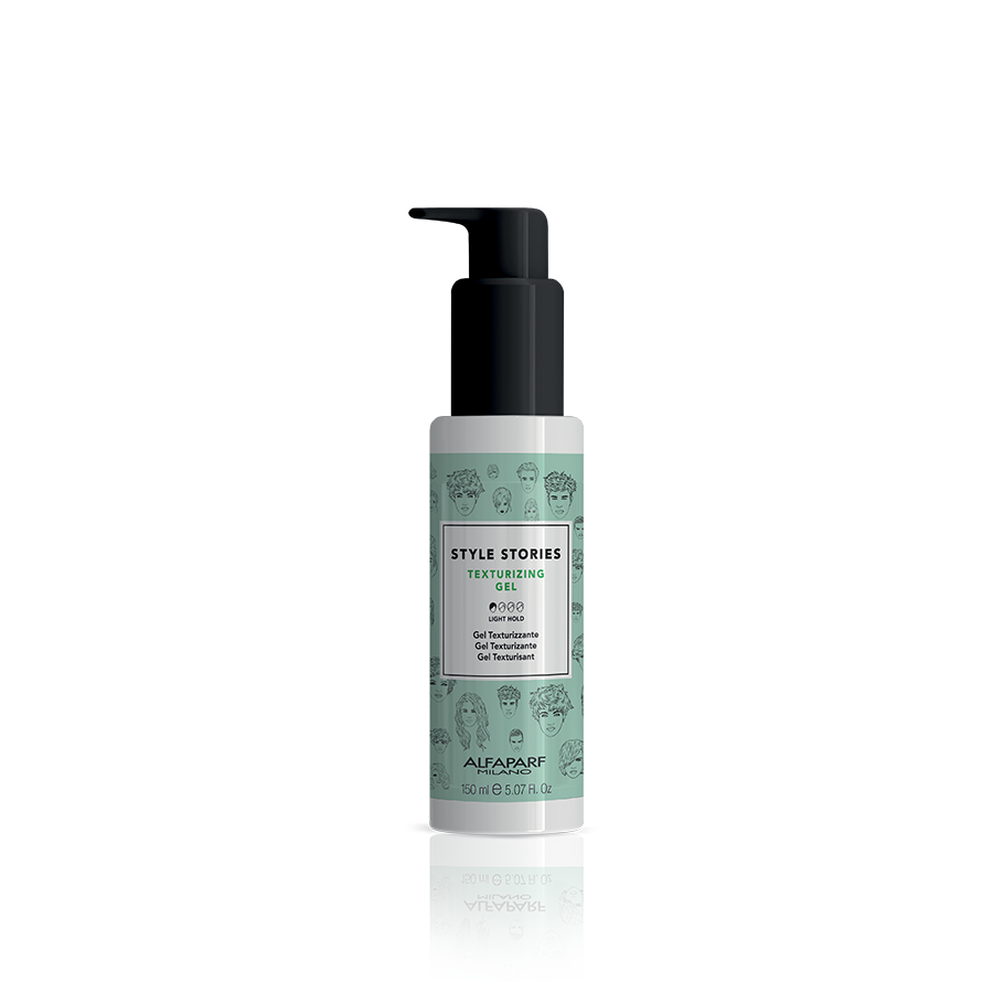 TEXTURIZING GEL    DESCRIPTION   Brings structure to the hair fiber, for defined and malleable results with a natural effect.  Suitable for all hair types, even to enhance natural drying.   FORMAT   150 ml