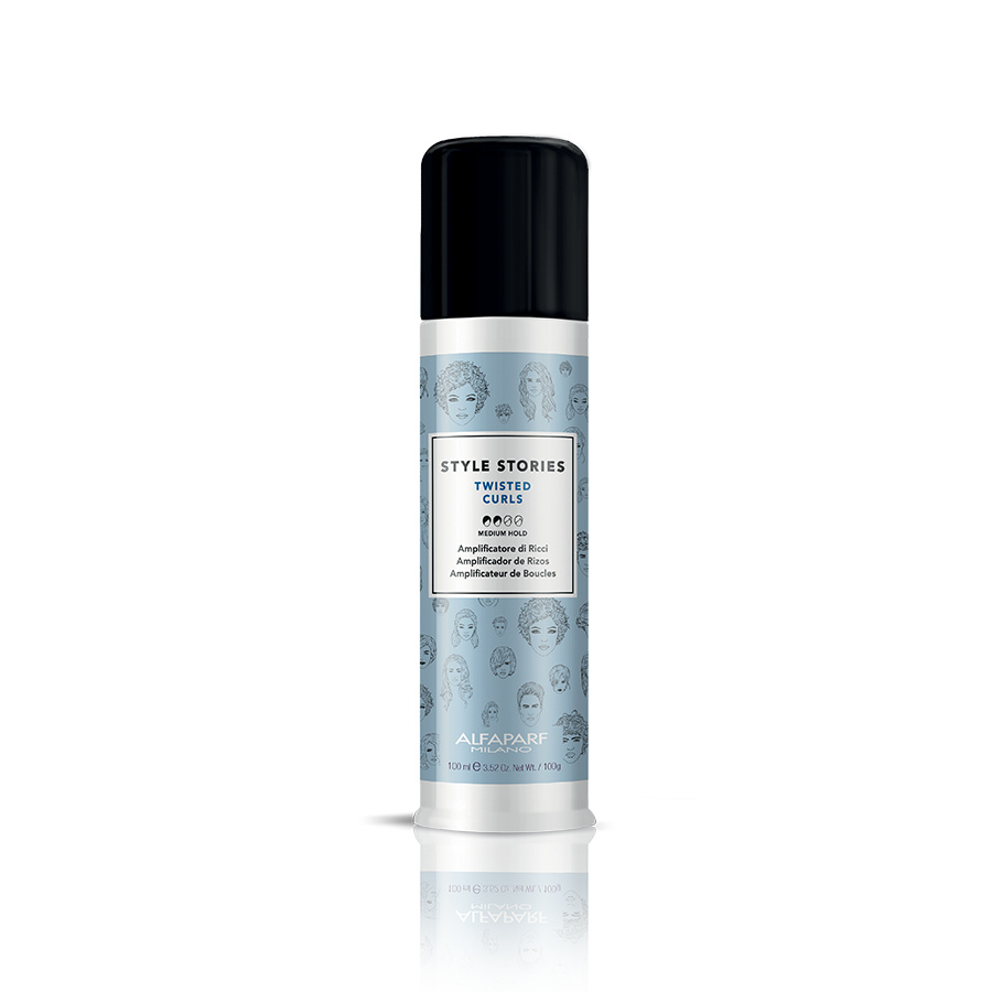 TWISTED CURLS    DESCRIPTION   A curl cream which amplifies, controls and separates the strands, for results with maximum definition and softness, without leaving any residue.   FORMAT   100 ml