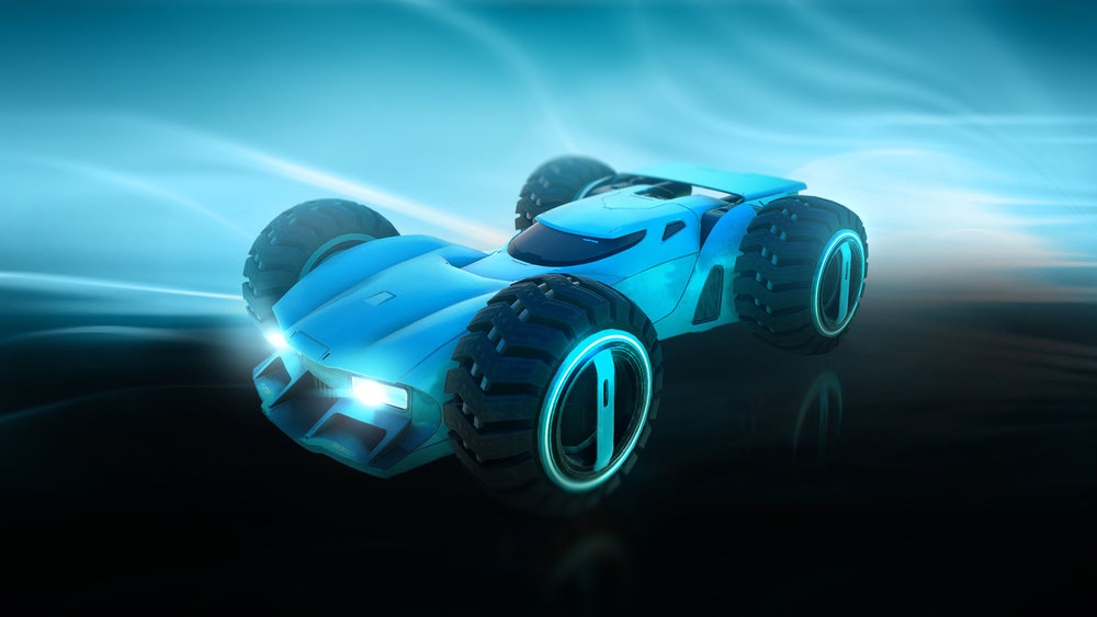 Phantom - One of the most iconic cars in all of the racing league, the Phantom evokes style from a previous era, upgraded with armour and weapons systems to make it a great competitor.