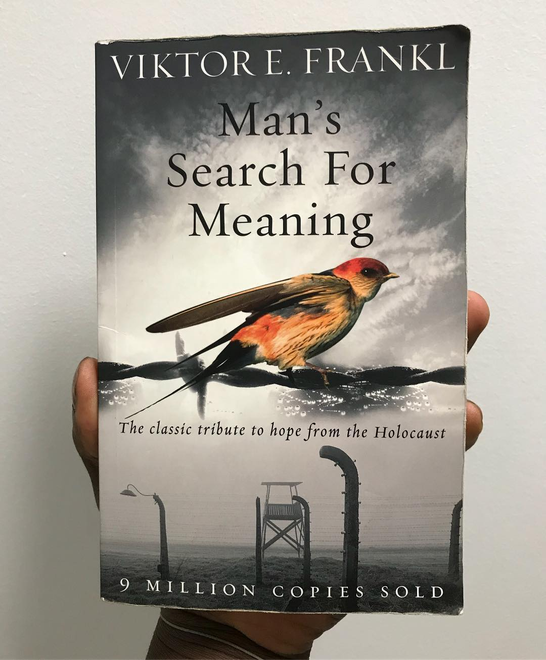 Man's Search For Meaning by Viktor E. Frankl — Clintonslibrary