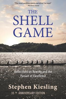 the shell game - https://www.amazon.com/Shell-Game-Reflections-Pursuit-Excellence/dp/0963846191/ref=sr_1_4?keywords=the+shell+game&qid=1553977605&s=gateway&sr=8-4
