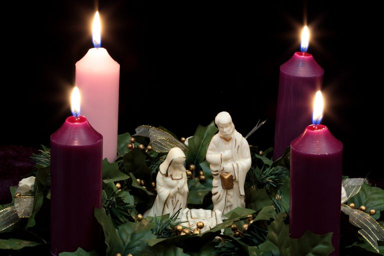 AdventWreath-184927200-596509225f9b583f18154ca1 ThoughtCo Cstar55 Getty Images