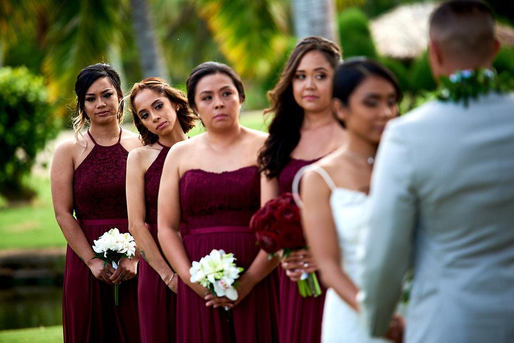 Hawaii wedding | Darnell and Ryan