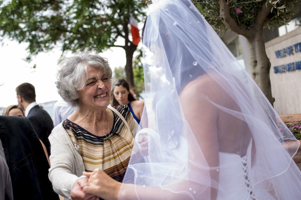 Mariage au Domaine du Coudon à Toulon.  Photographe de mariage professionnel