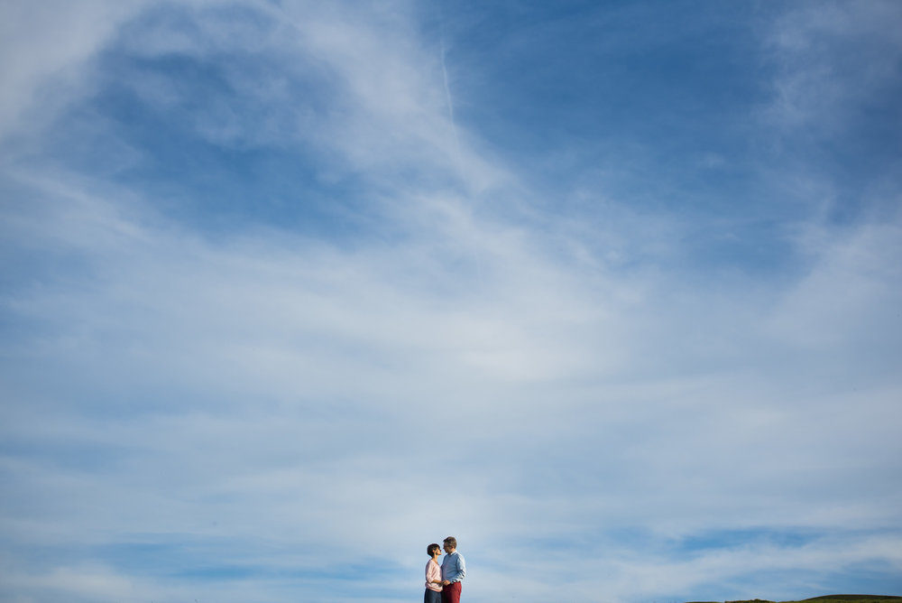 Lac de Servières séance couple avant mariage