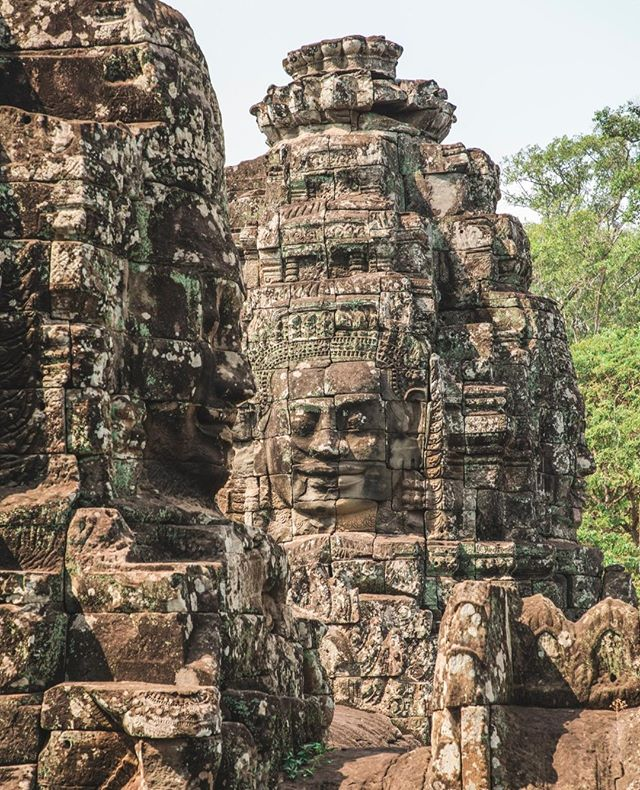 Quick flight to Siem Reap and exploring this incredible city in the jungle!   #angkor #siemreap #cambodia #temples #smiles
