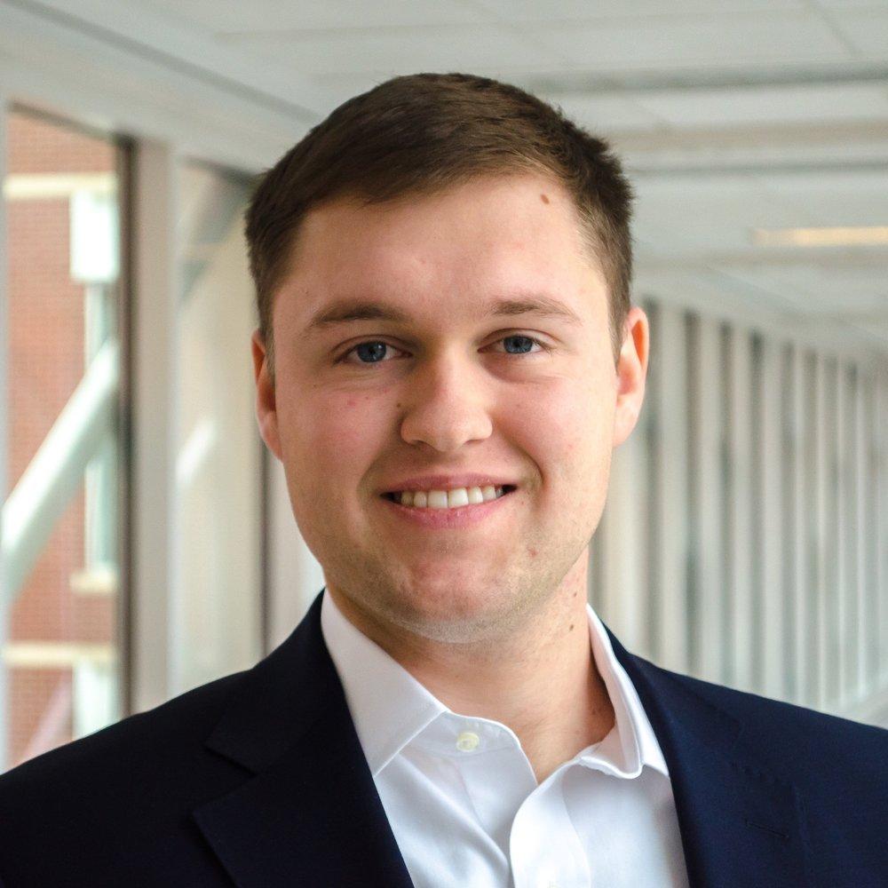 Zachery Davis - Lead Biochemist