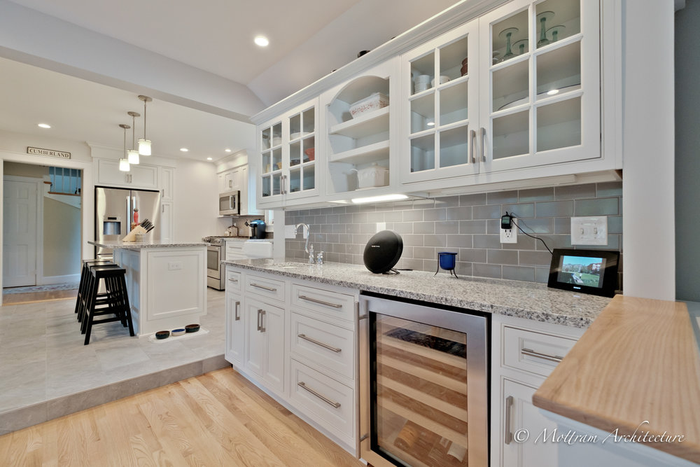 Energy Efficient Custom Kitchen Renovation | Mottram Architecture