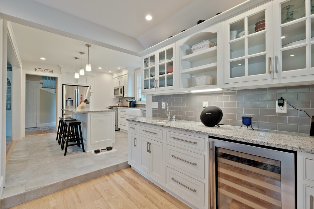 Custom Energy Efficient Kitchen Design | Mottram Architecture