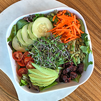 Field Green Salad