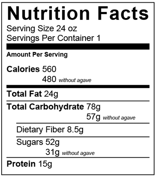Protein Power (coconut yogurt)