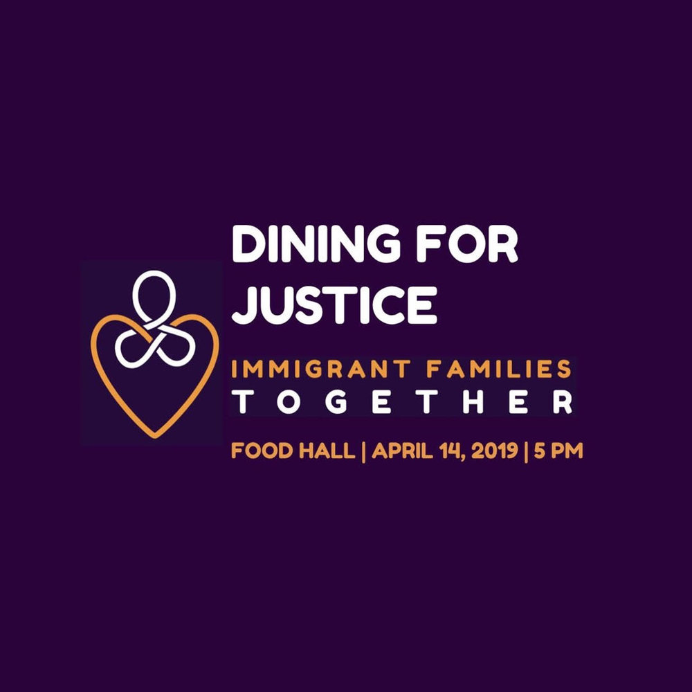 Friends of Dining for Justuce