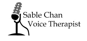 Sable Chan Voice Therapy