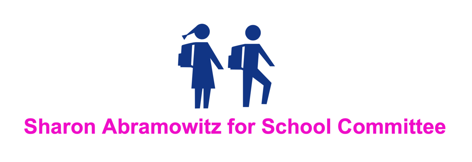 Sharon Abramowitz for Brookline School Committee