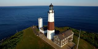 Montauk Lighthouse - Climb the stairs of lighthouse for the best panoramic views of Montauk.