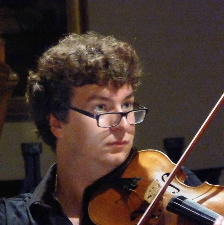 Oscar Perks: Violin