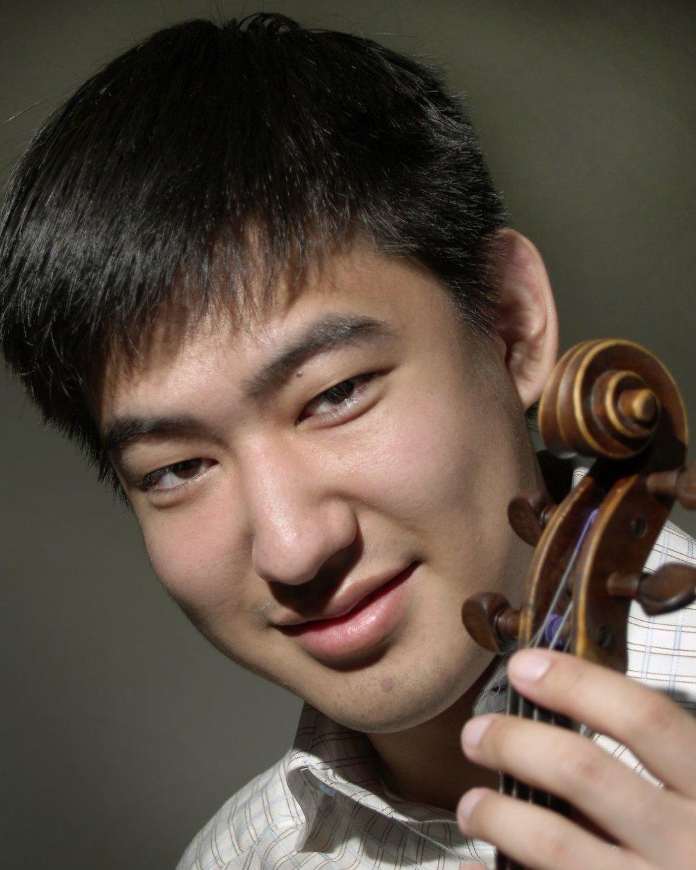Tetsuumi Nagata: Viola