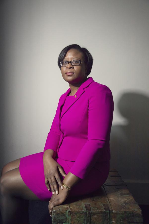 Karen Mae Hill High Commissioner - St Peter's.jpg