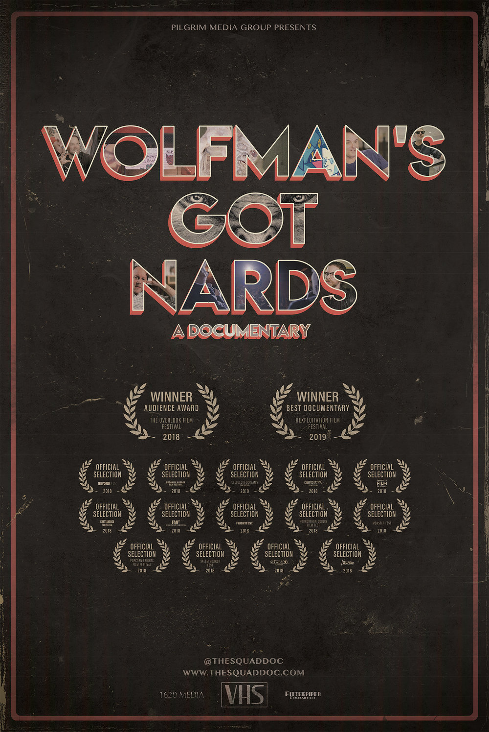 Wolfman's Got Nards – Produced By, Writer, Director of Photography, Editor