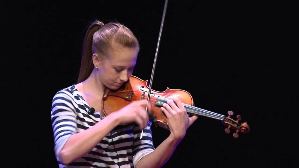 Shaunessy Renker - A violinist. Shaunessy graduated from McKinney Boyd High School and will study violin performance and German studies over the next four years.