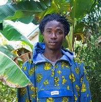 Siaka is our production assistant in Burkina Faso. He is also our driver, translator & a very good musician