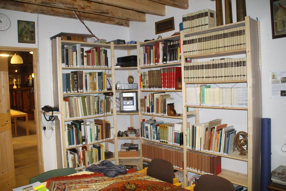 Archief & Bibliotheek -