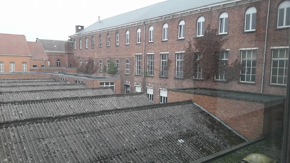 - Sint-Niklaas, RolliersiteVoormalige muziekschool ter beschikking: klaslokalen, turnzaal, …Ruimte voor creatieve ondernemingen