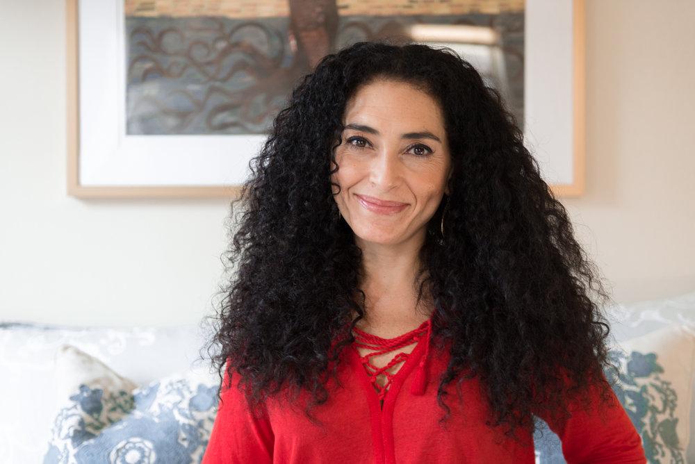Francesca Maximé - TV Personality, Journalist, Author-Poet, Certified Meditation Teacher