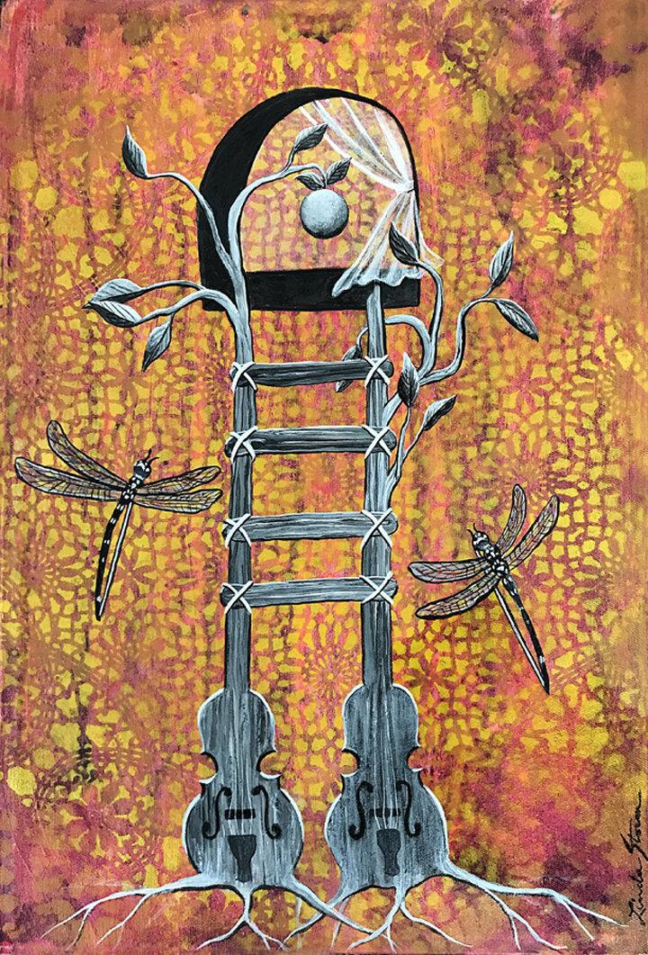 Viola Ladder