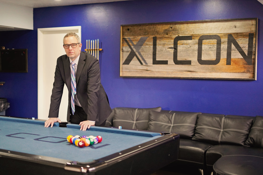 """""""XLCON - is a premier IT service company. Our core competency is the partnership we build with our clients in order to be the IT extension for their organization."""" - TRAVIS LASS"""