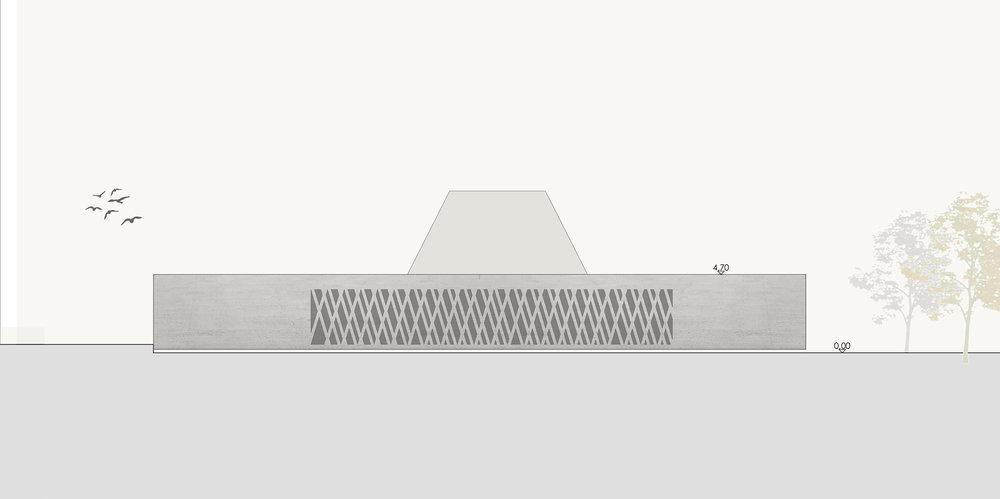 WB Krematorium Thun CH - Landschaftsplanung Mettler Landschaftsarchitektur