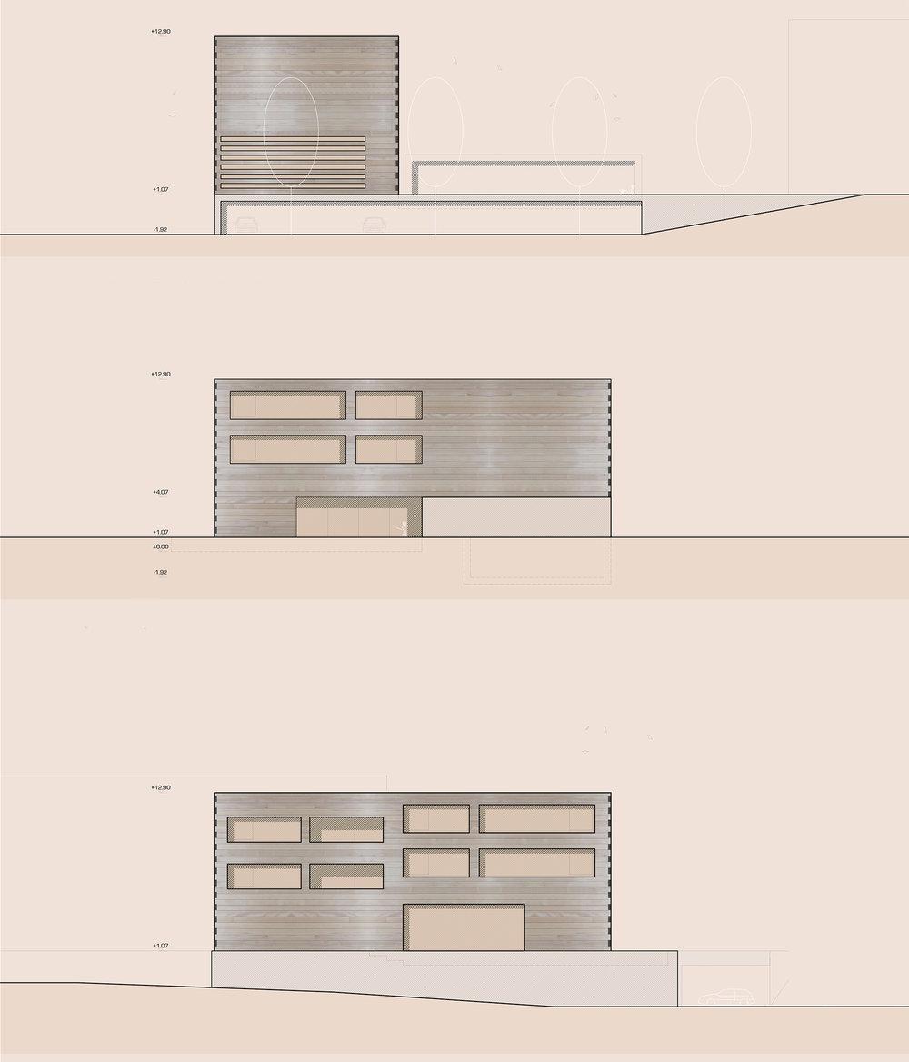 WB Volksschule Kappl —  2. R A N G —  ARGE mit Ventira Architekten