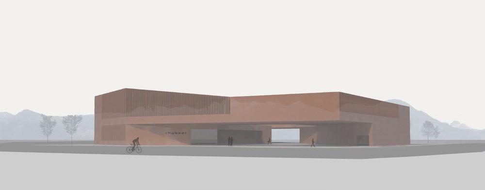 WB Rhyboot CH - ARGE mit Ventira Architekten