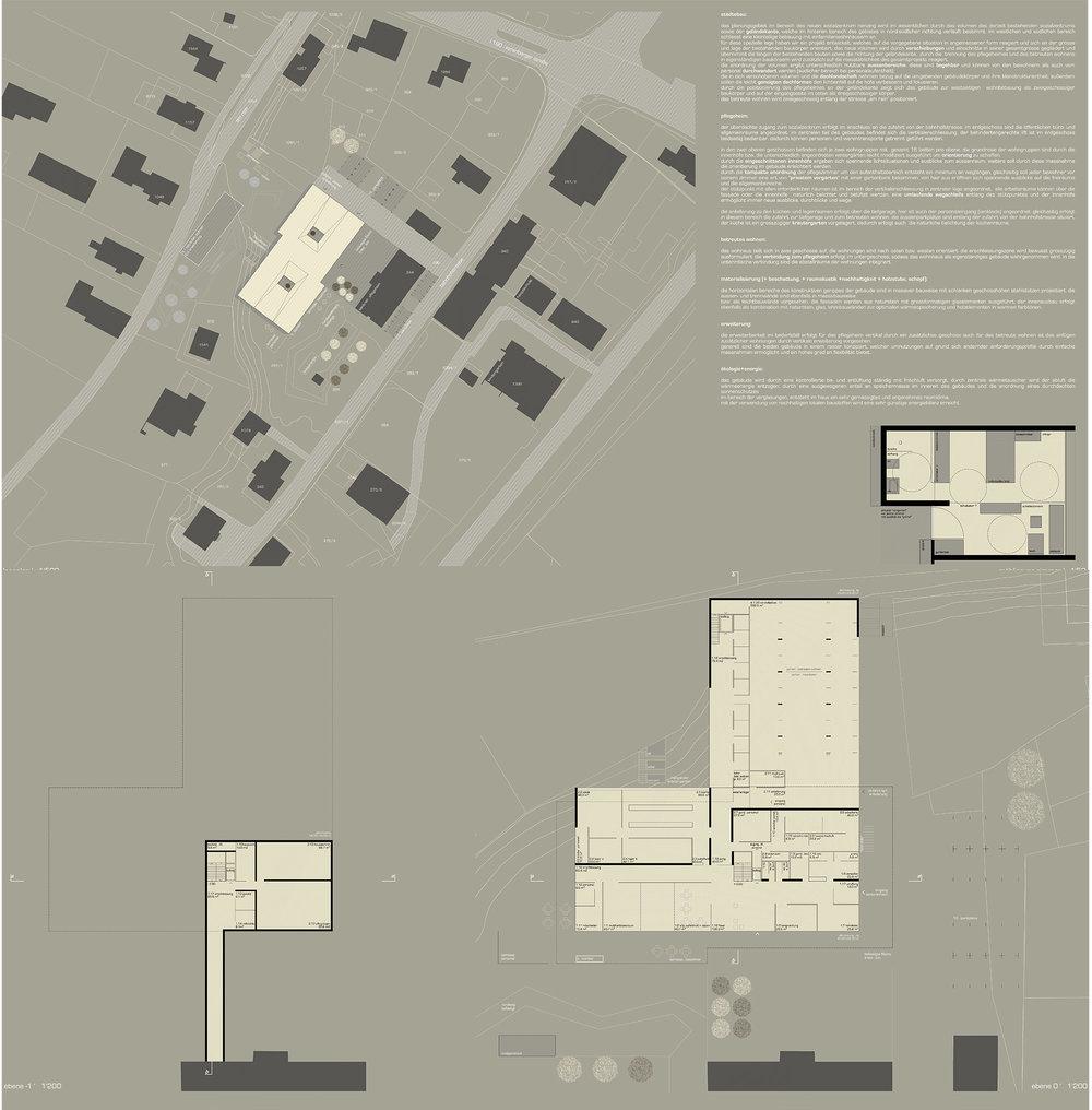 WB Sozialzentrum Nenzing —  5. R A N G —  ARGE mit Ventira Architekten