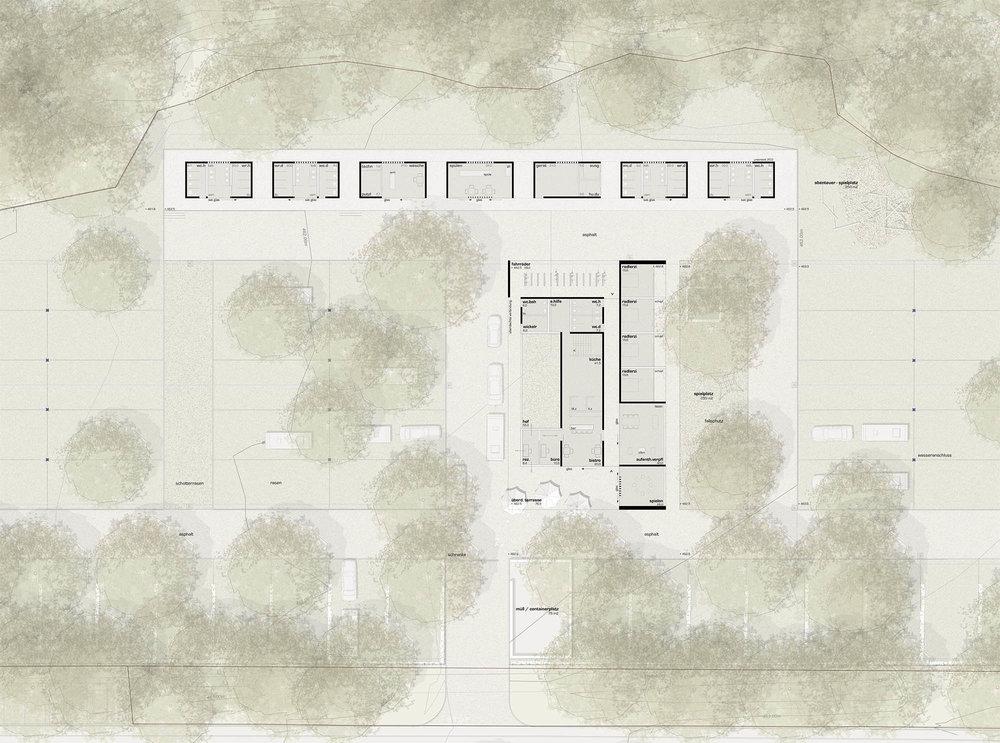 WB Campingplatz Dornbirn - Landschaftsplanung: Mettler Landschaftsarchitektur