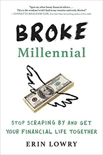 Book Review, Broke Millennial — Ms  Moody Money