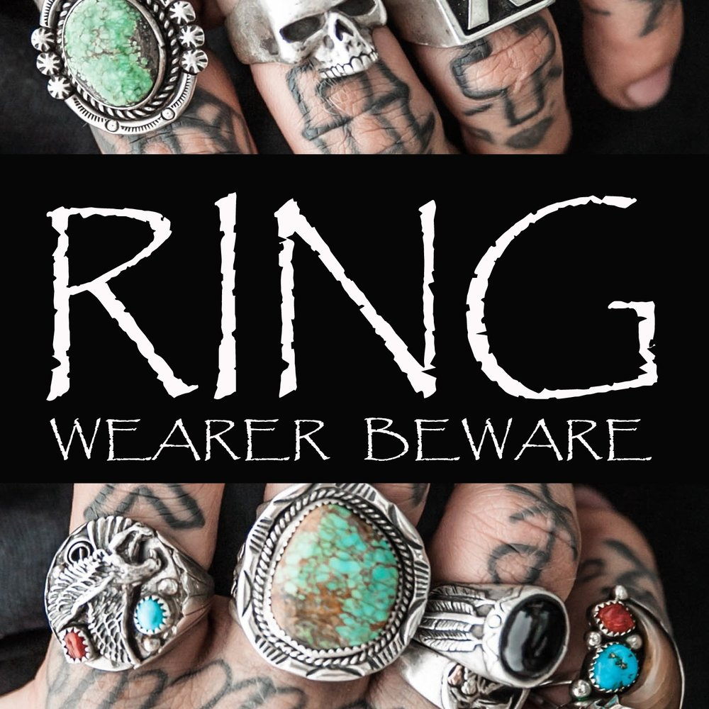 Preorder Ring and Save $$ - Vampires, obsession, and a series of haunting events.
