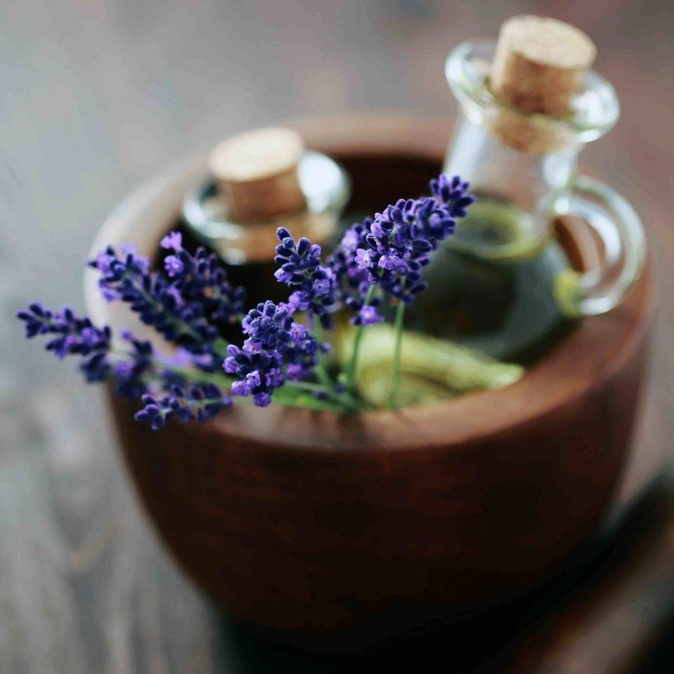 Lavender Spa -
