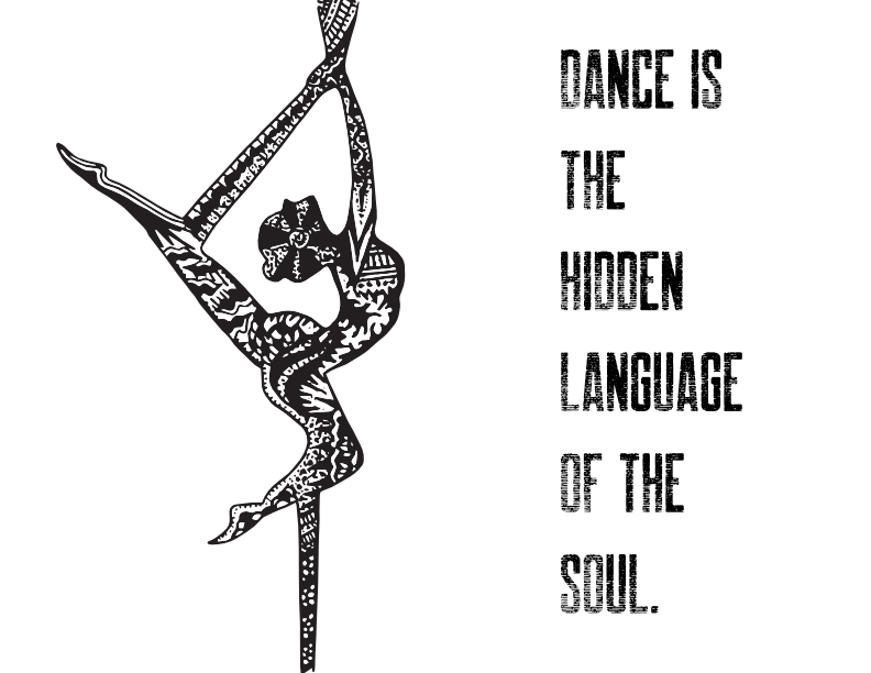 Dance Language Of The Soul Free Printable Coloring Page Stevie Doodles