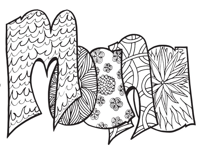 MOANA- Free Printable Coloring Page — Stevie Doodles Free Printable  Coloring Pages