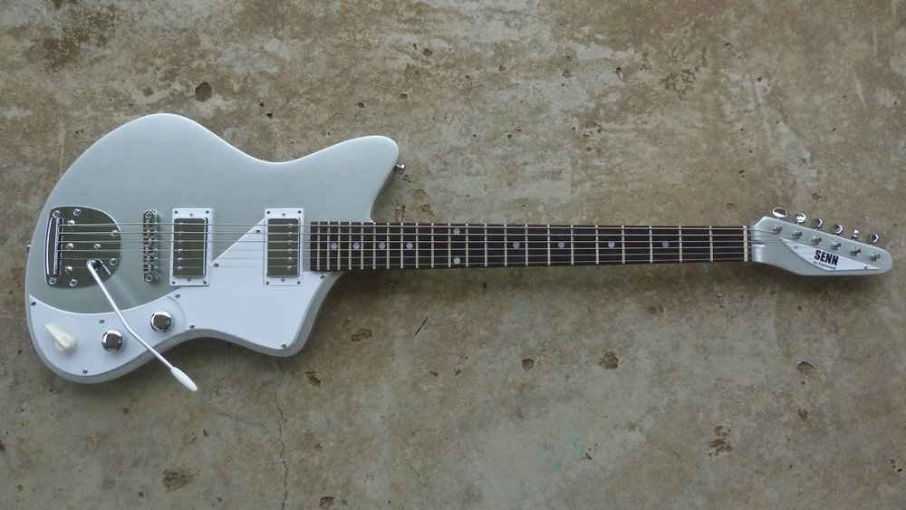 Model One Baritone - So low, So groovy!Click here