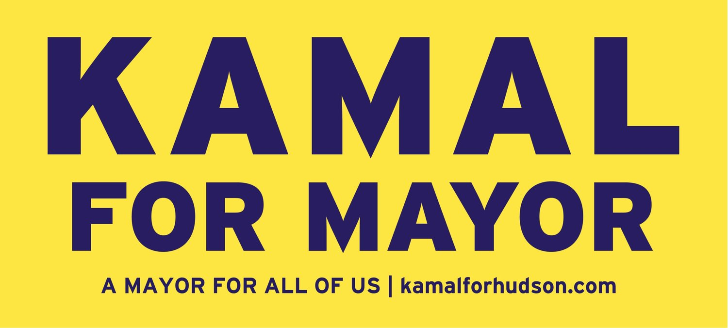 Kamal for mayor.