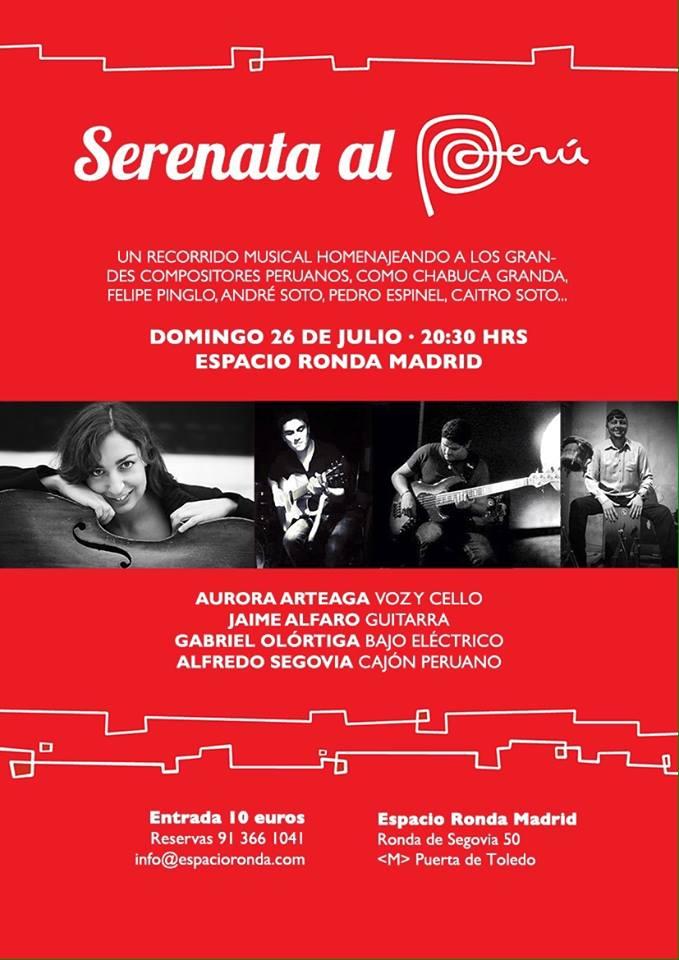 Serenata al Perù