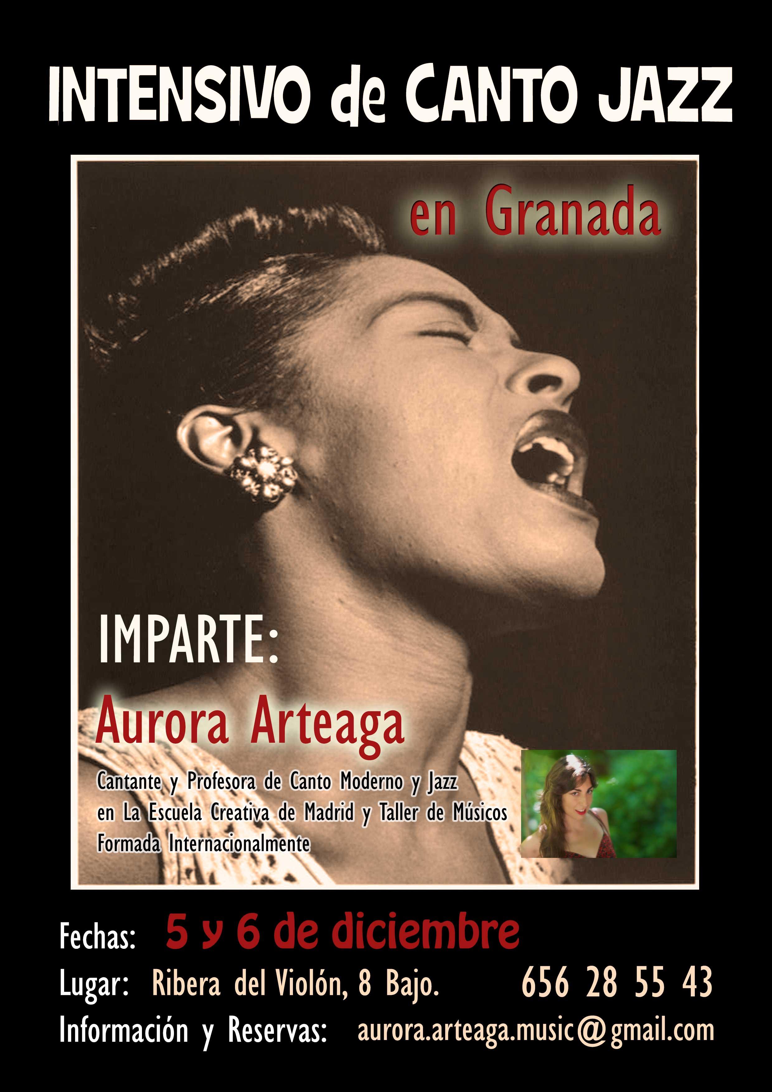 Curso Granada Cartel web